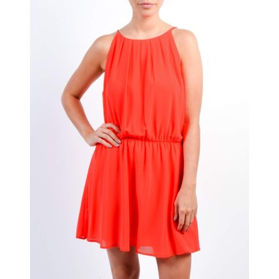 Caramela HIGH NECK DRESS