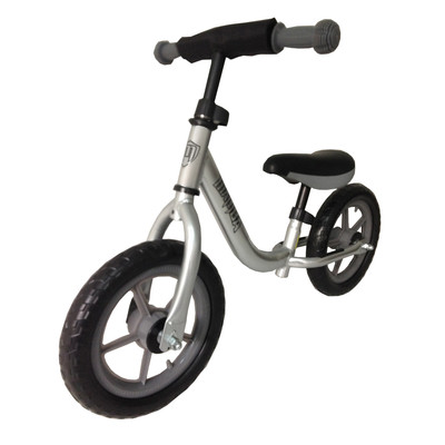 Limited Edition Chrome Finish Kids Balance Training Bike