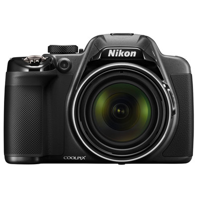 Nikon Coolpix P530 Compact Digital Camera