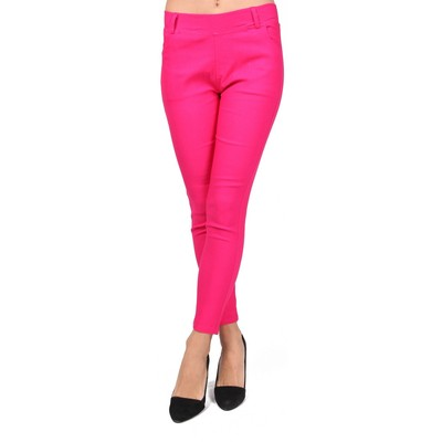 Luxanne Spring and summer Flavored Two Size Rose Jegging