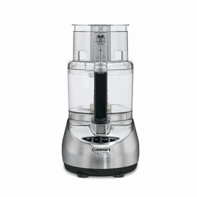 Cuisinart-Refurbished Prep Plus 11-cup Food Processor with Blade & Disc Holder (CFP-11PCBC), Manufacturer Recertified