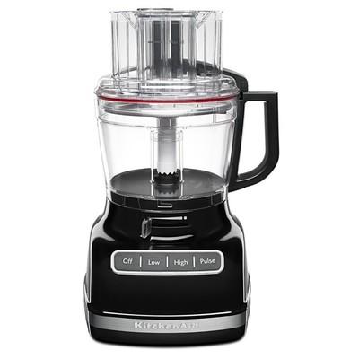 Food Processor - 11 Cup - Black