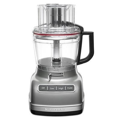 Food Processor - 11 Cup - Silver
