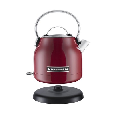 Electric Kettle - Cordless - 1.25L - Red