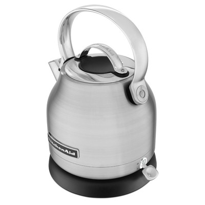 Electric Kettle - Cordless - 1.25L - Stainless Steel