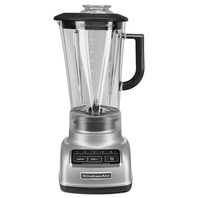 KitchenAid 5 Speed Diamond Blender - Silver