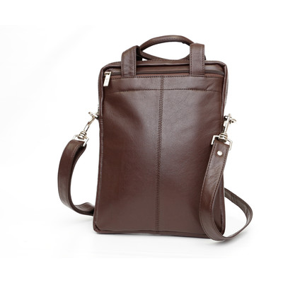 Leather Tablet Case, Dark Brown