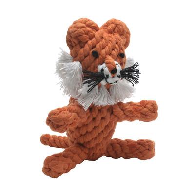 Jax & Bones Tiger Rope Dog Toy