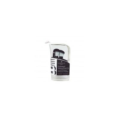 Upright Makeup Brush Set - Winter White