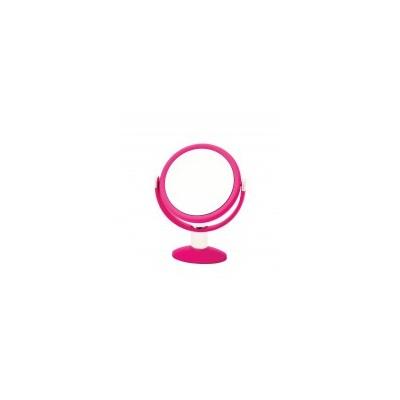 Oval Base Vanity Mirror - Pink