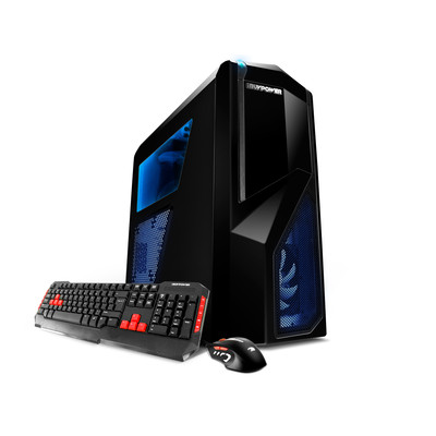 iBUYPOWER CA727T Gaming PC AMD FX-6300, 1TB HDD, 8GB RAM, NVIDIA GTX 960 2GB, WIN 10, Limited 1-Year Warranty