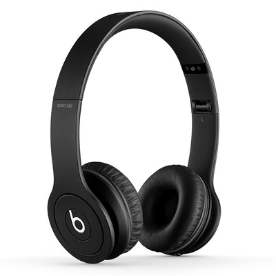 Beats Solo HD On-Ear Headphone (Discontinued by Manufacturer - Black)