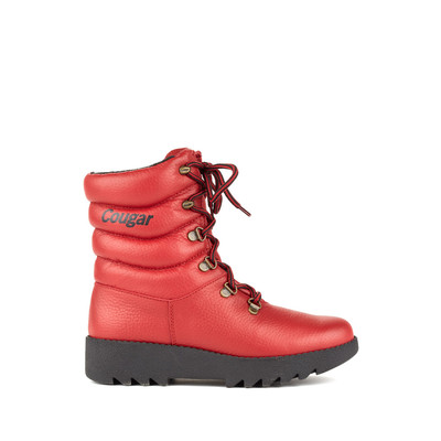 Women's Cougar '39068 Original Bounty Leather' in Red
