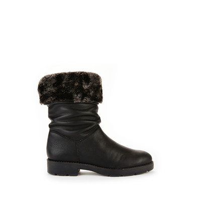 Women's Cougar 'Destiny Deertan Leather' in Black