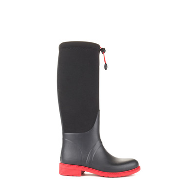 Women's Cougar 'Kerns Rubber/Neoprene' in Black/Red