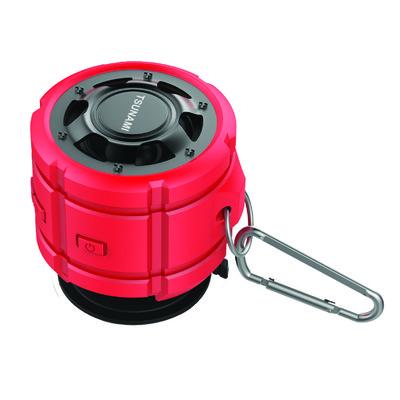 Tsunami Outdoor Waterproof Bluetooth Speaker (WIZ-TSUNAMI)