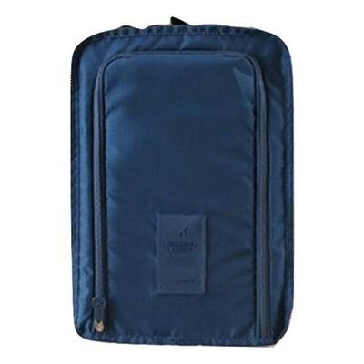 Travel Shoe Organizer - Dark Blue Color