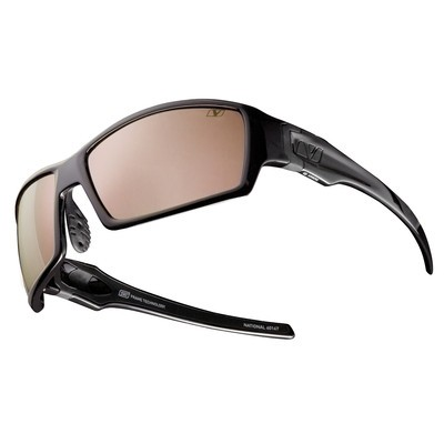 NATIONAL - Polished Black with All-Weather Rose Polarized+ Plus