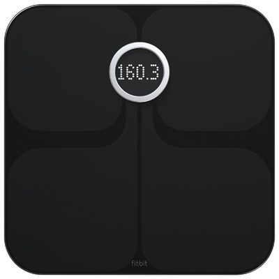 FitBit Aria WiFi Smart Scale Black