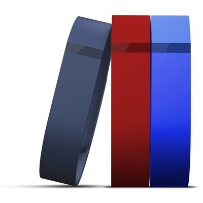 FitBit Flex Accessory Bands - Navy, Red, Blue