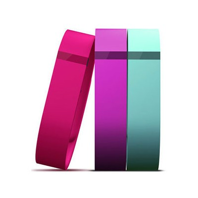 FitBit Flex Accessory Bands - Violet, Teal, Pink