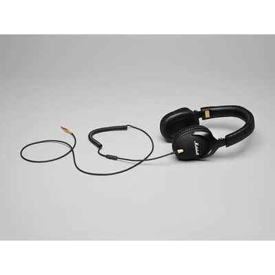 Marshall Headphones MONITOR Over-Ear Headphones with In-Line Microphone