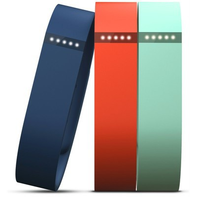 FitBit Flex Accessory Bands - Teal, Navy, Tangerine