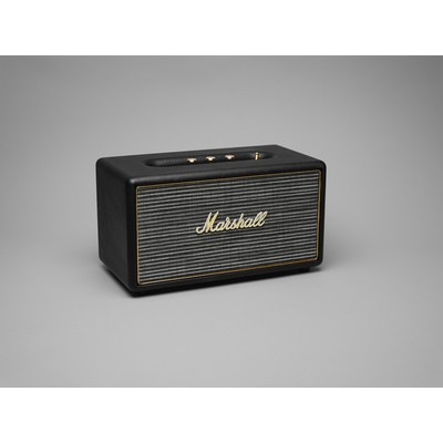 Marshall STANMORE Bluetooth Stereo Speaker BLACK (STANMORE BLK) - Each