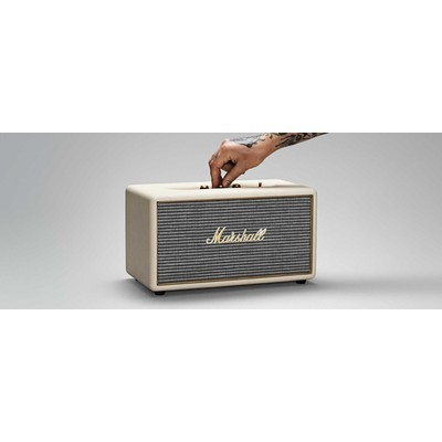 Marshall STANMORE Bluetooth Stereo Speaker CREAM (STANMORE CRM) - Each