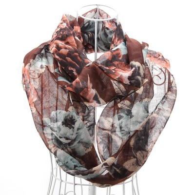 Luxanne Rose All Season Infinity Cowl
