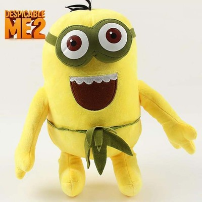 'Despicable Me 2' Hawaiian Minions Plush Toy - Kevin