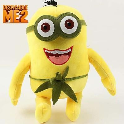 'Despicable Me 2' Hawaiian Minions Plush Toy - Bob