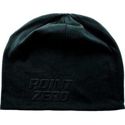 Men's Double layer Beanie - Black