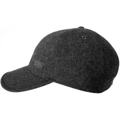 Men's Wool Baseball Cap Grey