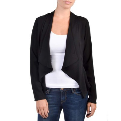MILEY + MOLLY  CHIFFON DRAPEY BLAZER