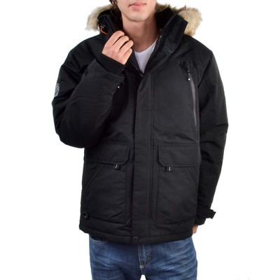 Noize BRODY PARKA WITH FUR HOOD