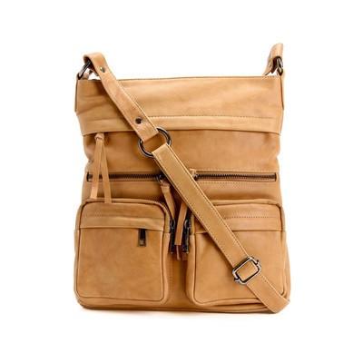 Izo Cross Body Leather Bag