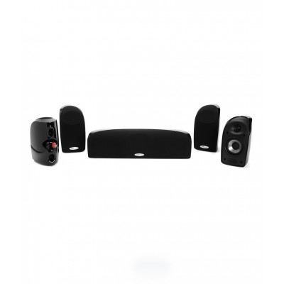 Polk Audio TL150 5-Channel Home Theater System (TL150) Black