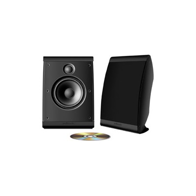 Polk Audio OWM3 Multi-Application Loudspeaker Black (OWM3) Pair