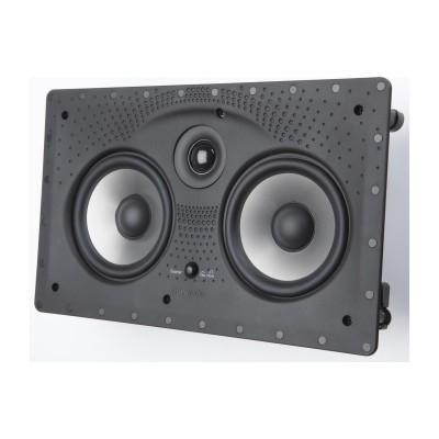 "Polk Audio VS 255C-RT Dual 5 1/4"" In-wall Center Channel Speaker EACH"