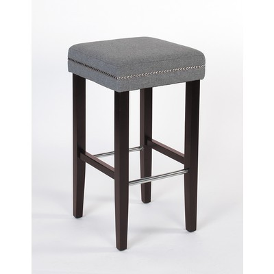 Sawyer Bar Stool with Spill Protection- Grey (2 Pack)