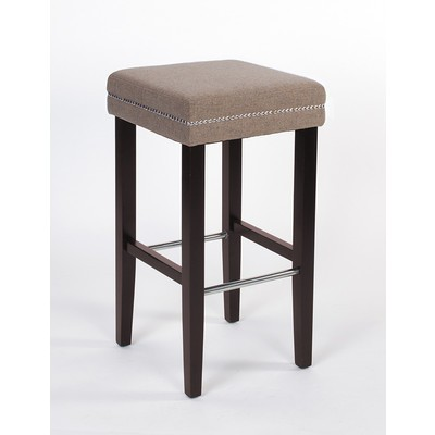 Sawyer Bar Stool with Spill Protection- Beige (2 Pack)