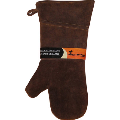 Montana Grilling Gear Leather Grilling Glove