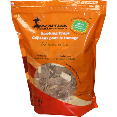 Montana Grilling Gear Mesquite Smoking Chips