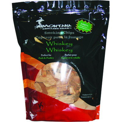 Montana Grilling Gear Whiskey Smoking Chips