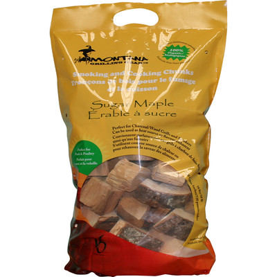 Montana Grilling Gear Sugar Maple Smoking Chunks