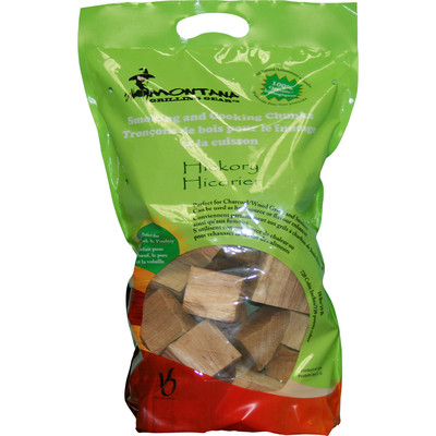 Montana Grilling Gear Hickory Smoking Chunks