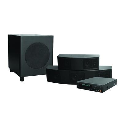 Niro HPS 600 - 5.1 Home Theatre Surround System (Niro-HPS 600)