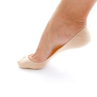 Hidden No-Show Socks (Super Low Cut) -  6 Pairs