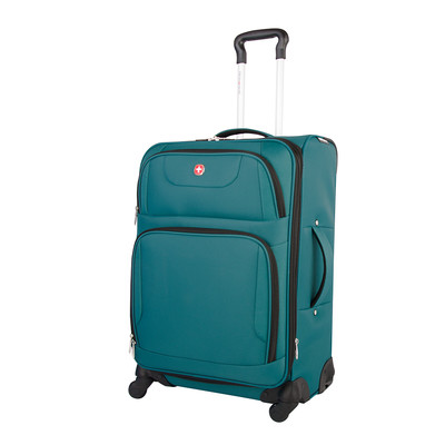 "Swiss Gear Monte Leone Collection 24"" Upright Expandable Spinner"